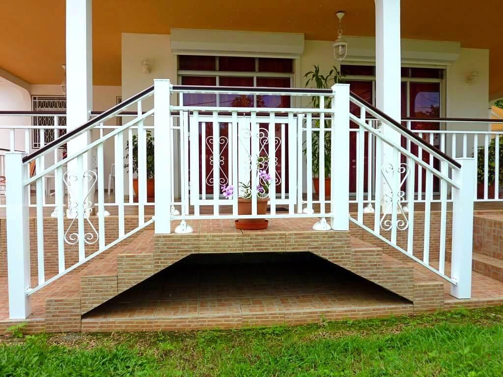 Balcon Double Lisse