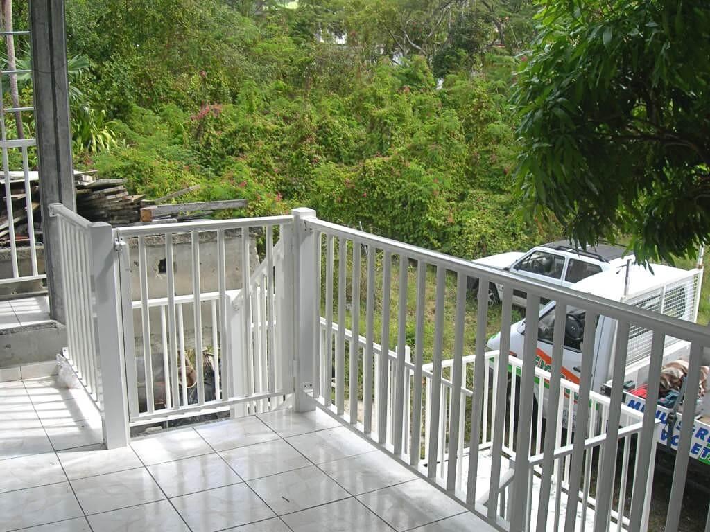 Balcon Simple Lisse