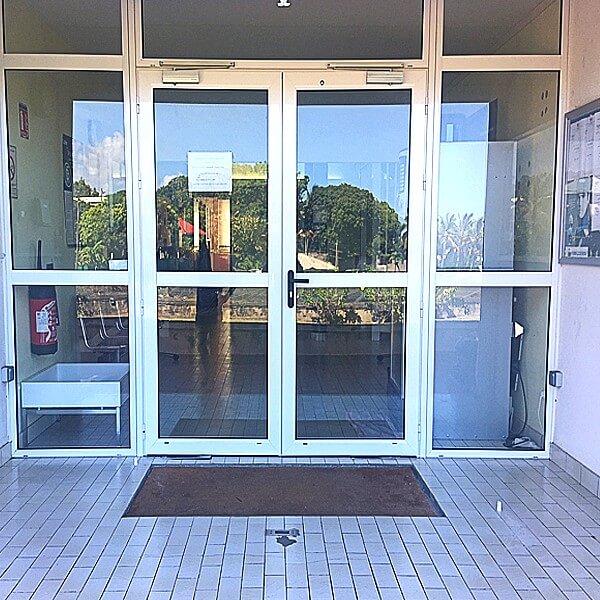 Entrée Porte Fenêtre Extérieure